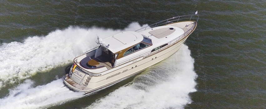Mulder Shipyard 59 Convertible (Motor Yacht)