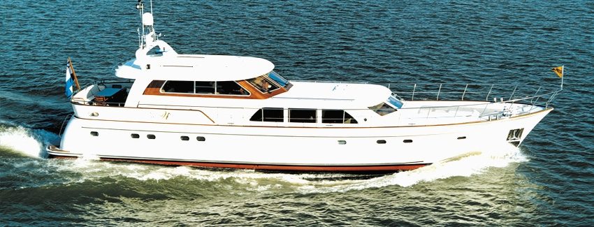 Mulder Shipyard 70 Wheelhouse (Motor Yacht)