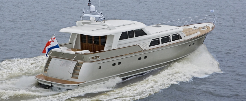 Mulder Shipyard 73 Wheelhouse (Motor Yacht)