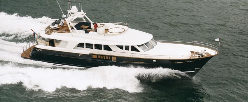Mulder Shipyard 88 Flybridge (Fly / Motor Yacht)