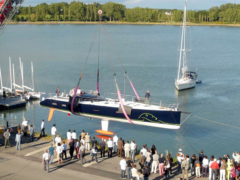 Multiplast <strong>Ourson Rapide</strong> (Sailing Yacht)