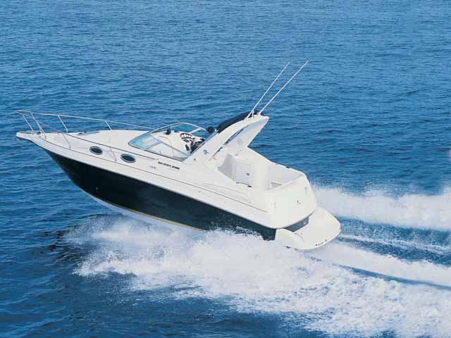 Mustang Cruisers 2800 Sports Cruiser (Day cruiser)