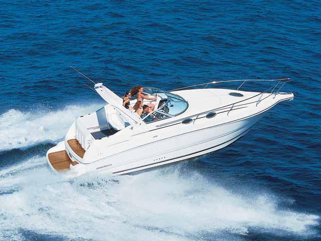 Mustang Cruisers 3200 Sports Cruiser (Day cruiser)