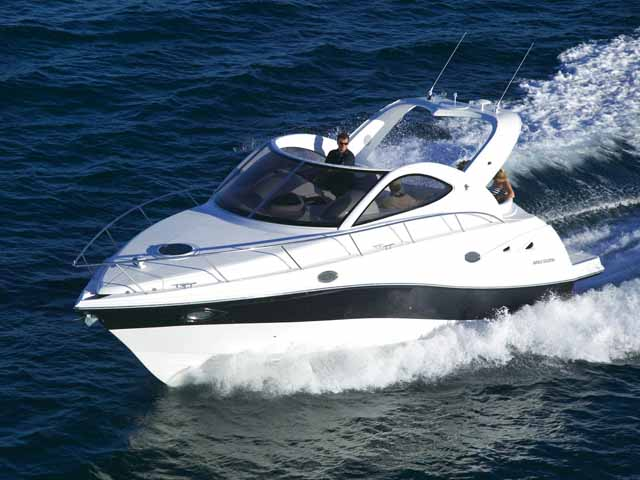 Mustang Cruisers 3500 Sports Cruiser (Day cruiser)