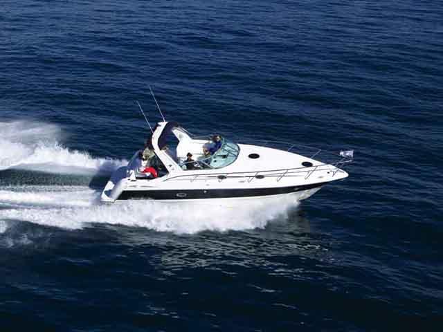 Mustang Cruisers 3800 Royal Sports Cruiser (Day cruiser)