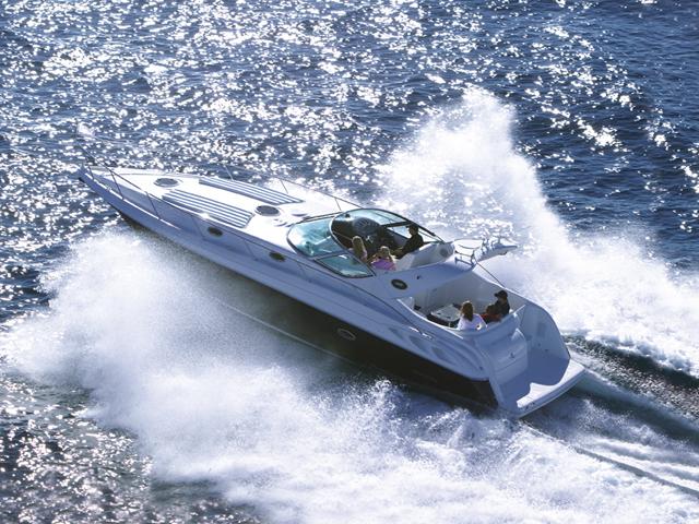 Mustang Cruisers 4200 Sports Cruiser (Power Boat)