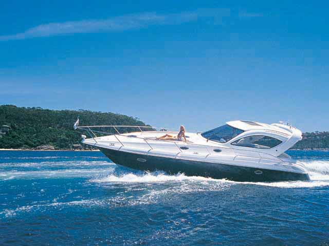 Mustang Cruisers 4200 Sports Top (Power Boat)