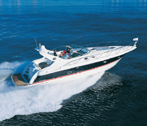 Mustang Cruisers 4600 Sports Cruiser (Power Boat)