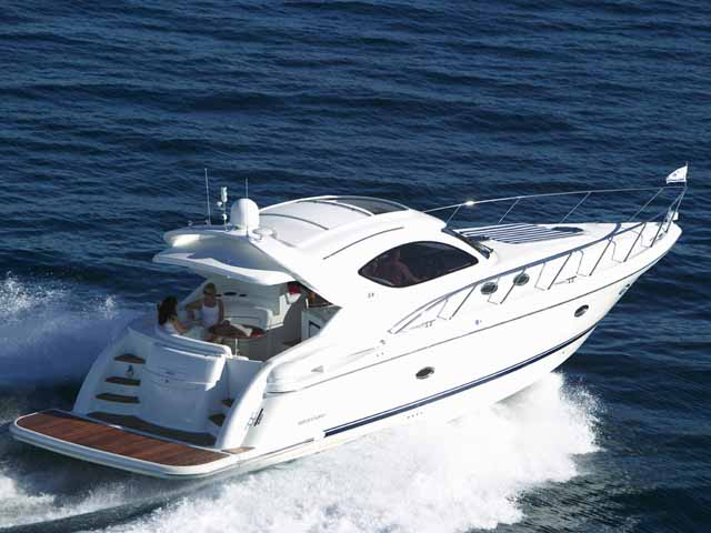 Mustang Cruisers 4600 Sports Top (Power Boat)
