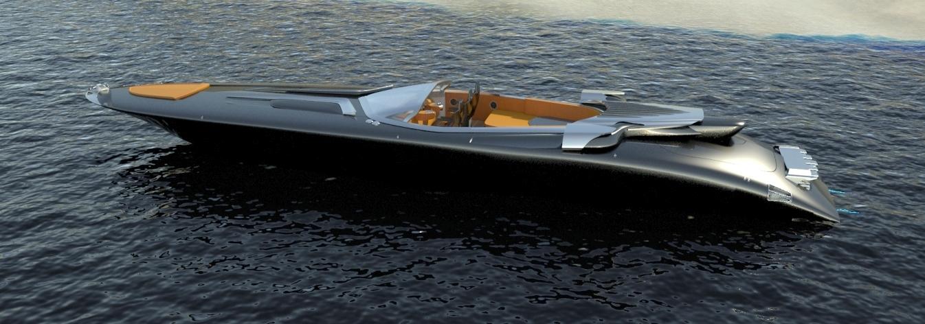 Mystic Powerboats IF60 (Motor Yacht / Sport)