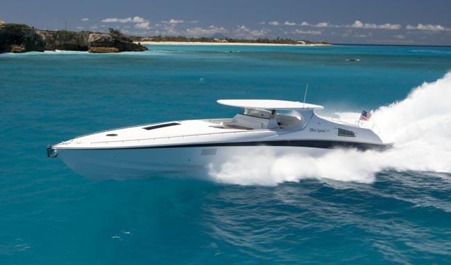 Mystic Powerboats SL700 (Motor Yacht / Sport)