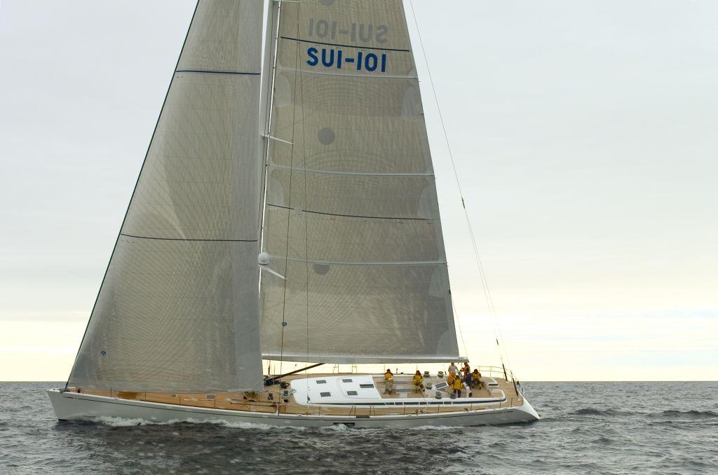 Nautors Swan 100 FD (Sailing Yacht)