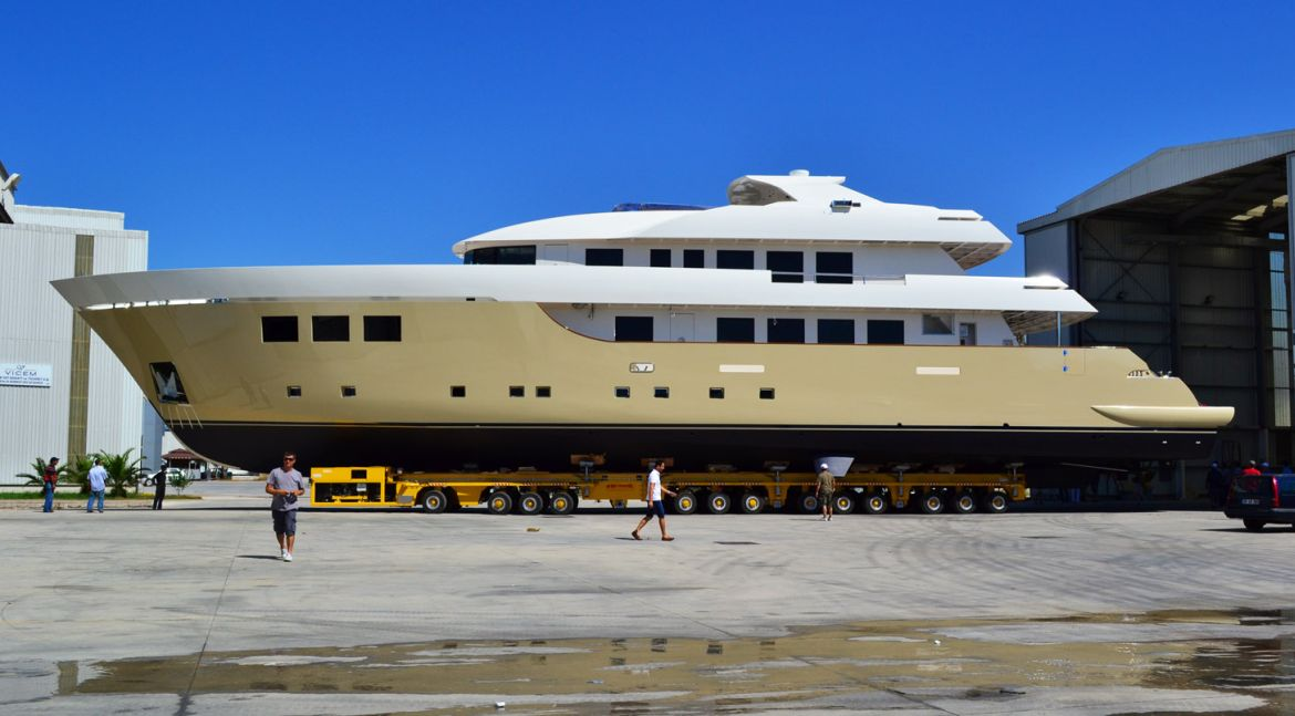 Ned Ship Group <strong>Baia Mare</strong> (Motor Yacht)