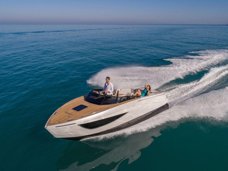Nerea Yacht NY 24 Deluxe (Runabout)