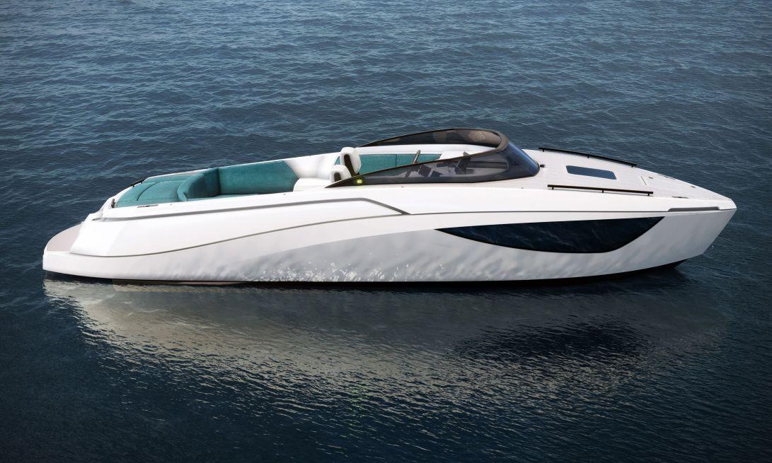 Nerea Yacht NY 24 GT (Runabout)