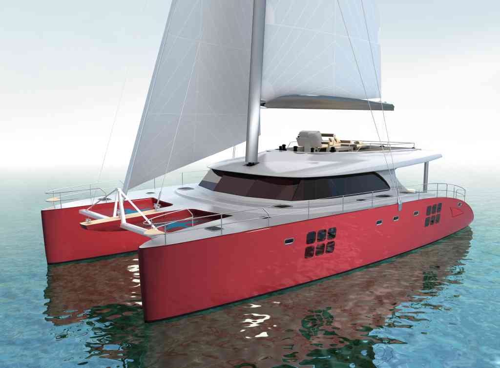 Sunreef 62 New (Sailing Yacht)