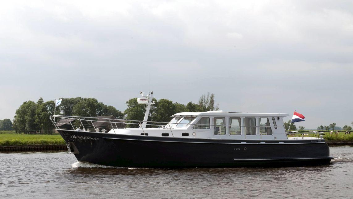 No Limit Ships Citation 1350 (Power Boat)
