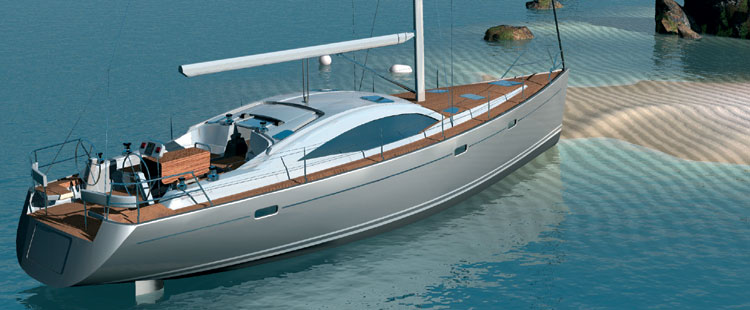 Northshore Yachts Southerly 54 RS (Voilier)