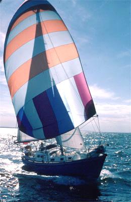 Northshore Yachts Vancouver 34 (Voilier)