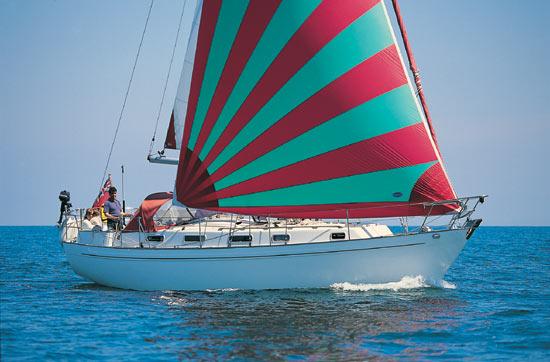 Northshore Yachts Vancouver 36 (Voilier)