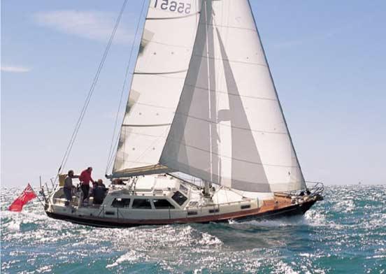 Northshore Yachts Vancouver 38 Pilot (Voilier)