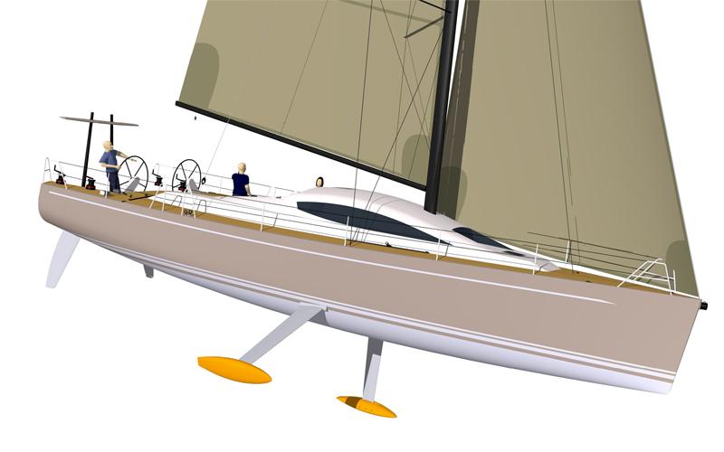 Nouvelle Vague Imagine 53 (Sailing Yacht)