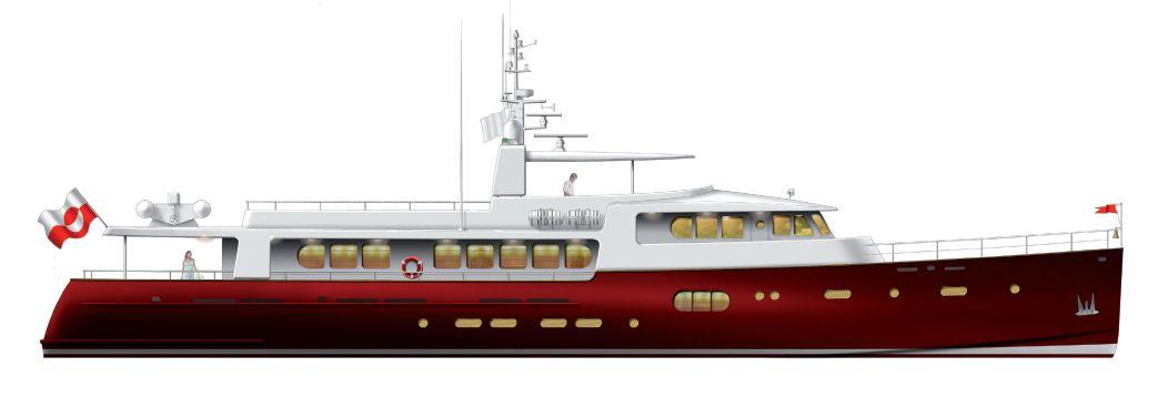 Ocea Yachts Commuter 120 (Motor Yacht)