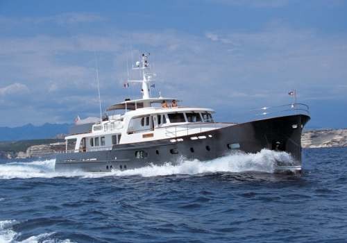 Ocea Yachts Commuter 108 <strong>Lepante - ex Abely Wheeler</strong> (Motor Yacht)