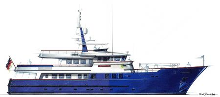 Ocea Yachts Explorer 115 (Motor Yacht)