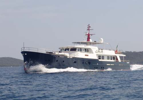 Ocea Yachts Commuter 108 <strong>Marhaba</strong> (Motor Yacht)