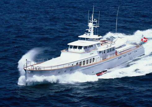 Ocea Yachts Commuter 130 <strong>Okeanis</strong> (Motor Yacht)
