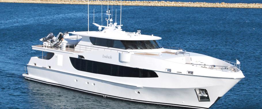 Oceanfast <strong>Eendracht</strong> (Motor Yacht)