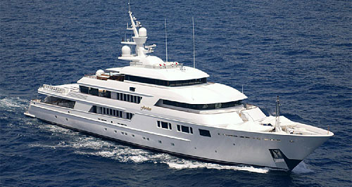 Oceanfast <strong>Nomad -ex Floridian - ex Aussie Rules</strong> (Motor Yacht)