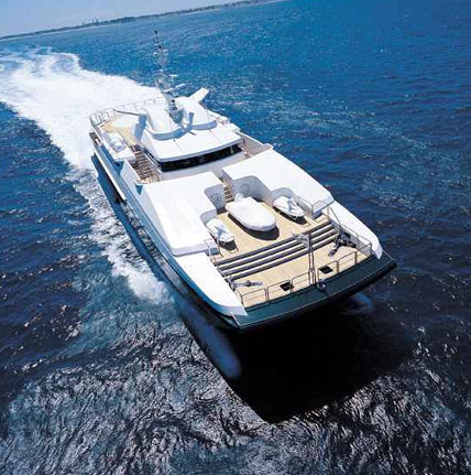 Oceanfast <strong>Moecca</strong> (Motor Yacht)
