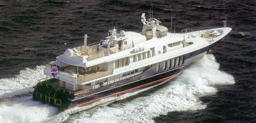 Oceanfast <strong>Mystique</strong> (Motor Yacht)