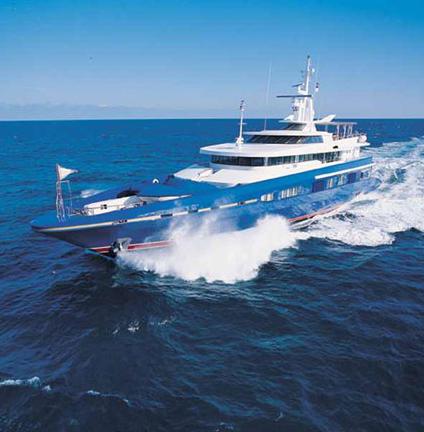 Oceanfast <strong>Ocean Seven -ex Oceana C -ex Kremlin Princess - ex Merlin</strong> (Motor Yacht)