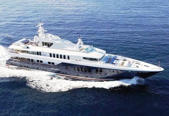 Oceanfast <strong>Sirona III -ex Sycara III</strong> (Motor Yacht)