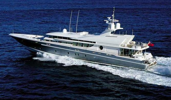 Oceanfast <strong>Thunder B</strong> (Motor Yacht)
