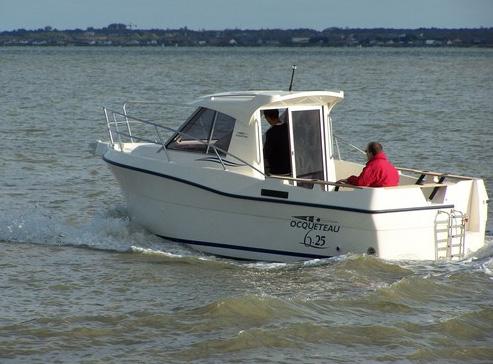Ocqueteau 6.25 (Power Boat)