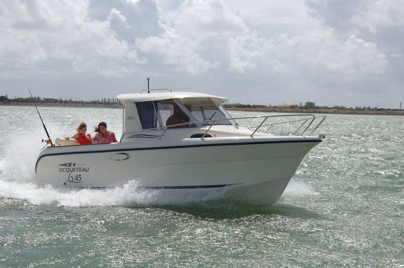 Ocqueteau 6.45 (Power Boat)