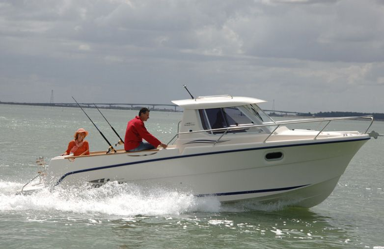Ocqueteau 6.95 (Power Boat)