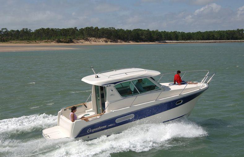 Ocqueteau 8.15 (Power Boat)