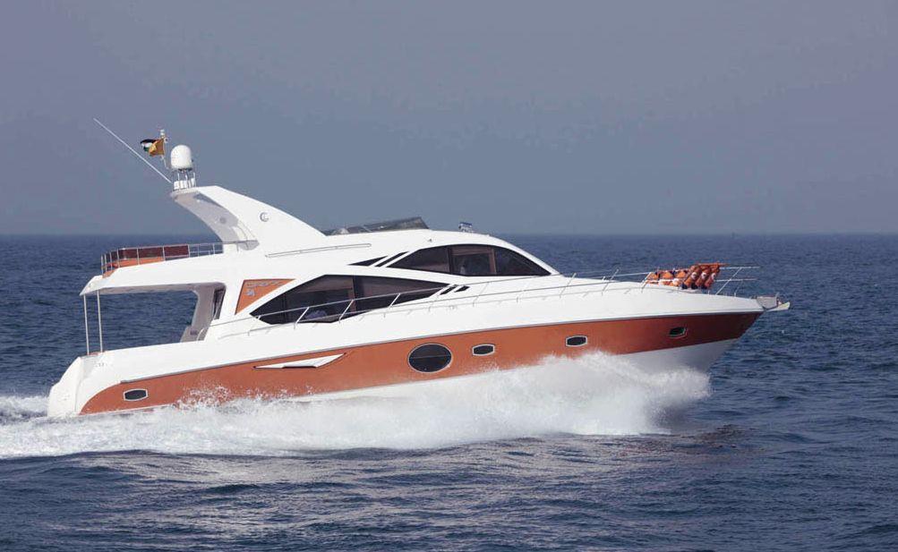 Oryx Yachts 54 Fly (Fly / Motor Yacht)
