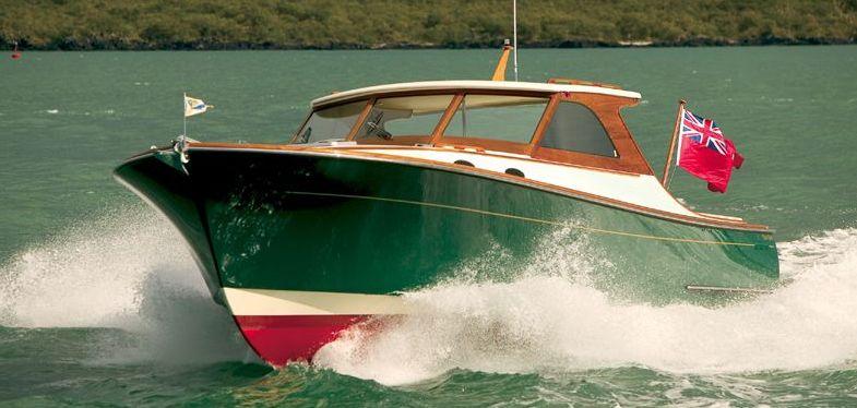 Oscar Yachts Espresso 40 (Lobster)