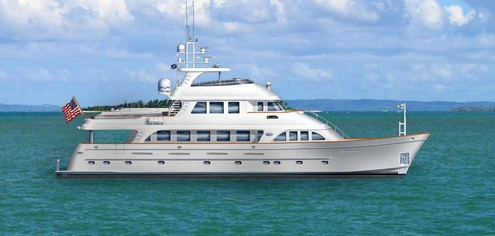 Outer Reef 105 (Fly / Motor Yacht)