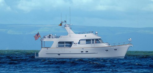 Outer Reef 60 (Fly / Motor Yacht)