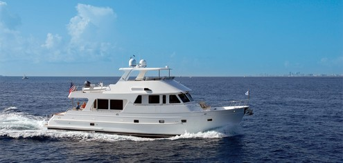 Outer Reef 63 (Fly / Motor Yacht)