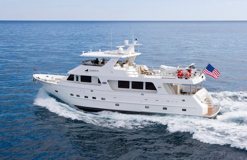 Outer Reef 80 (Fly / Motor Yacht)