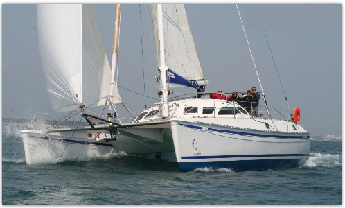 Outremer  45 (Voilier)