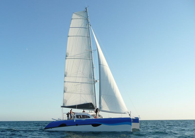 Outremer  49 (Voilier)